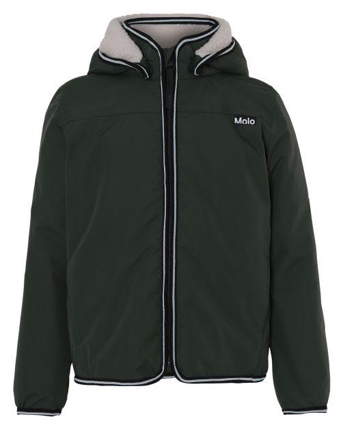 MOLO---Rain-jacket-for-boys---Winner---Green