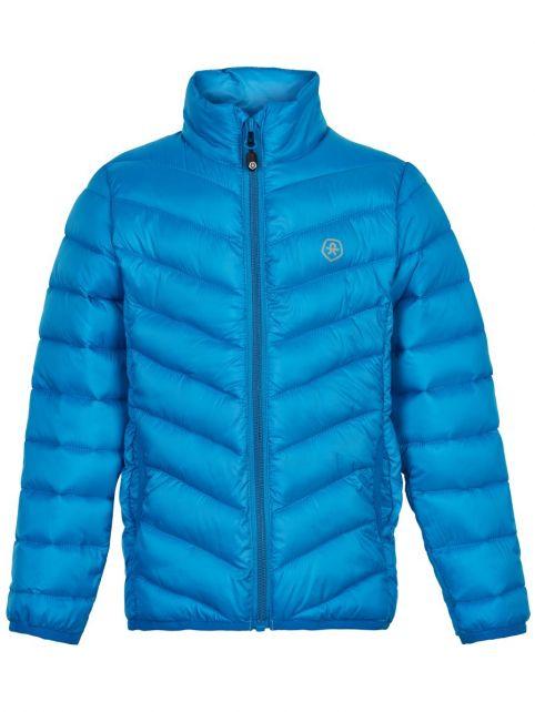 Color-Kids---Packable-jacket-for-boys---Quilted---Surf-Blue