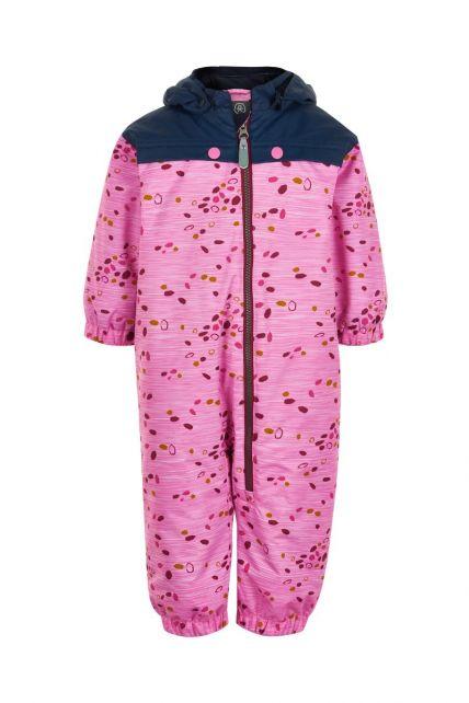 Color-Kids---Coverall-snowsuit-for-babies---Dots---Rose-Violet