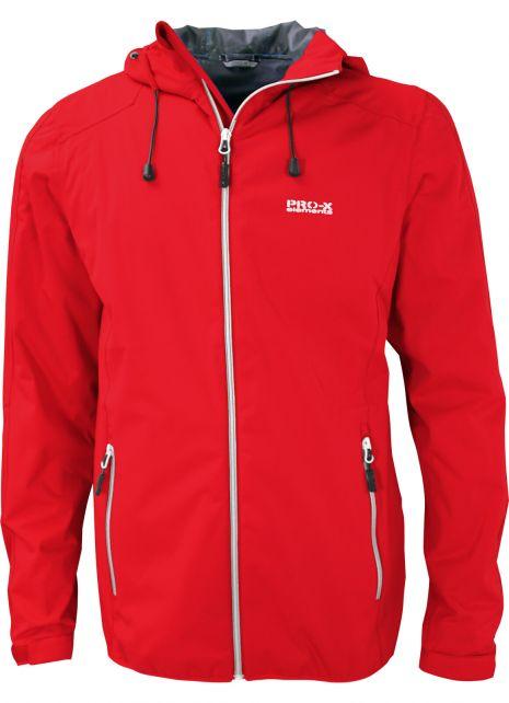 Pro-X-Elements---Packable-rain-jacket-for-men---Donovan---Red