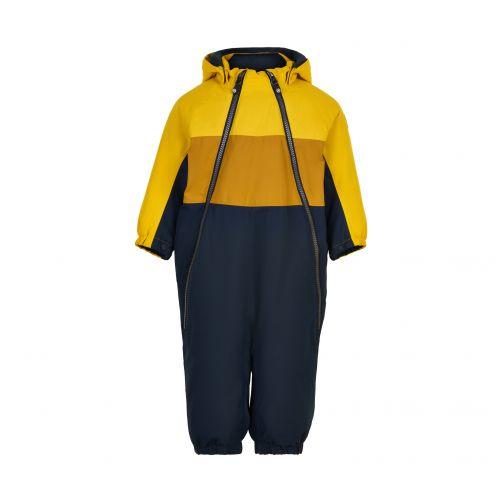 Color-Kids---Coverall-Snowsuit-for-babies---Colorblock---Total-Eclipse