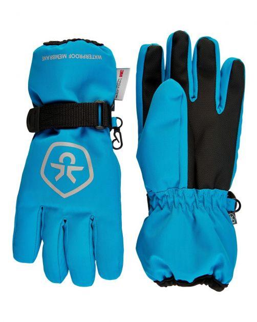 Color-Kids---Waterproof-gloves-for-children---Surf-Blue