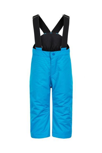 Color-Kids---Ski-pants-AF-10000-for-babies---Solid---Surf-Blue