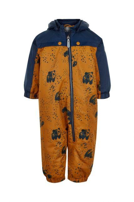 Color-Kids---Coverall-snowsuit-for-babies---Panda-Dots---Honey