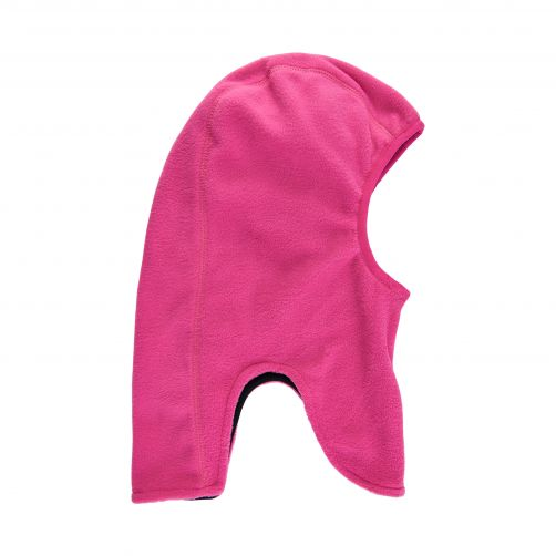 Color-Kids---Balaclava-Fleece-with-windstop-for-babies---Pink-Peacock