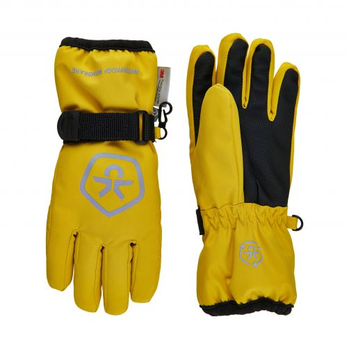 Color-Kids---Waterproof-winter-gloves-for-children---Sulphur