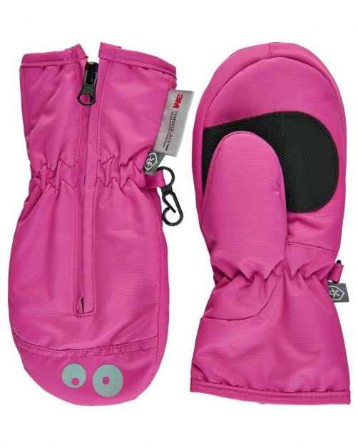 Color-Kids---Mittens-with-zipper-for-little-children---Rose-Violet