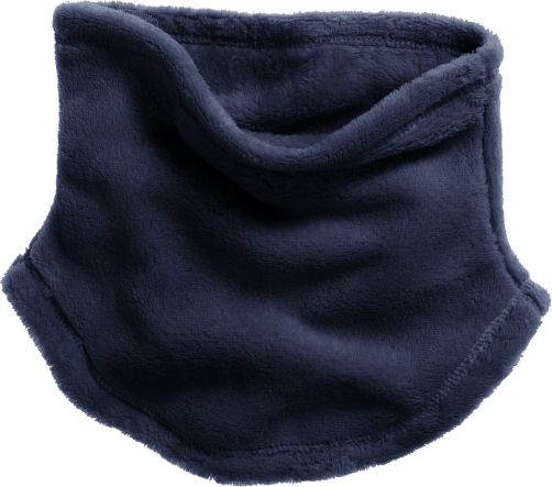 Playshoes---Fleece-round-shawl---Navy
