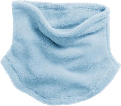 Playshoes---Fleece-round-shawl---Aquablue