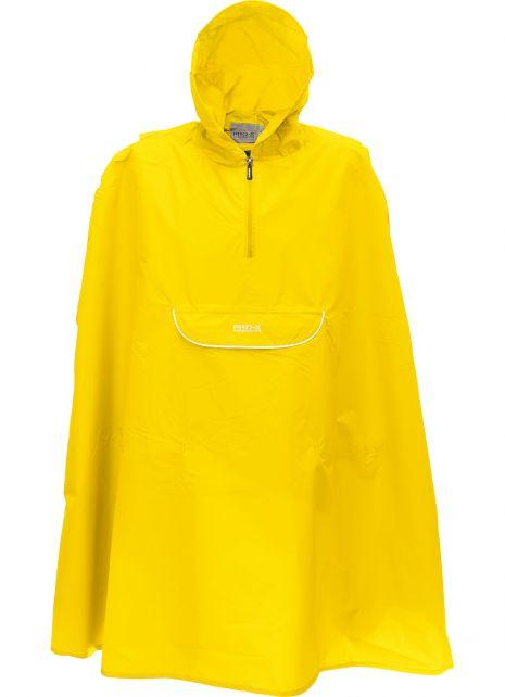 Pro-X-Elements---Packable-rain-poncho-for-children---Pasino---Yellow