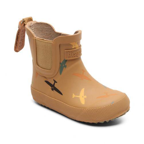 Bisgaard---Rain-boots-for-babies---Baby-Rubber---Camel