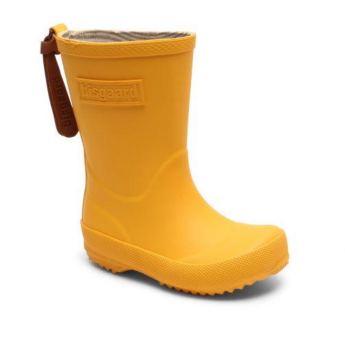 Bisgaard---Rain-boots-for-kids---Basic---Yellow