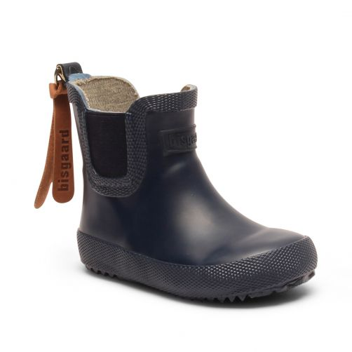 Bisgaard---Rain-boots-for-babies---Baby-Rubber---Blue