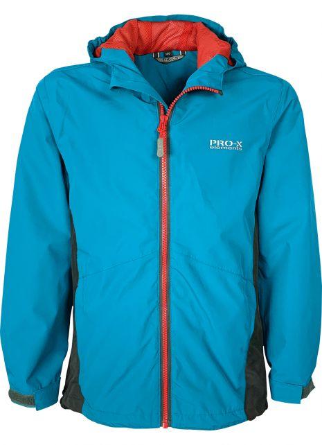 Pro-X-Elements---PXE-Lightweight-rain-jacket-for-boys---Olof---Blue