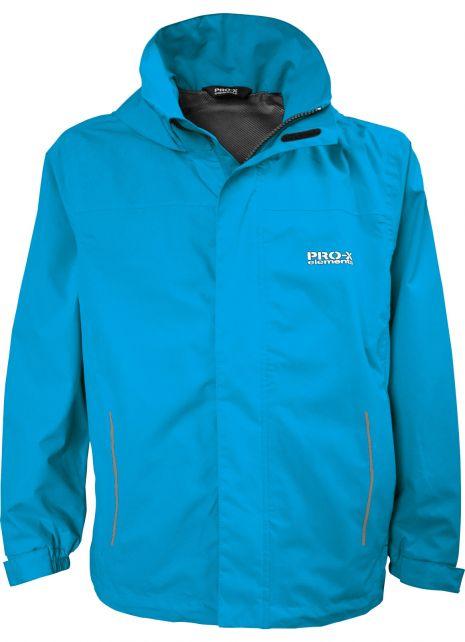 Pro-X-Elements---Packable-rain-jacket-for-boys---Freddy---Methyl-blue