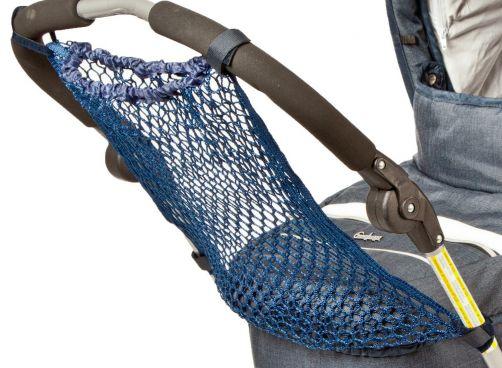 Altabebe---Shopping-net-bag-for-strollers---Navy-Blue