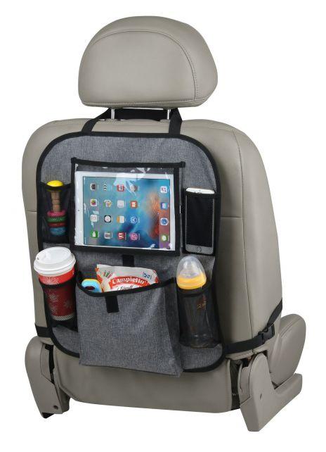 Altabebe---Backseat-Organizer-for-iPad/Tablet---Grey