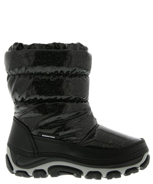 Bergstein---Snowboots/Winterboots-BN123Lux-with-glitter-effect-for-kids---Black