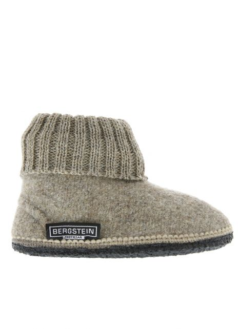 Bergstein---House-slippers-for-kids-and-adults---Cozy---Beige