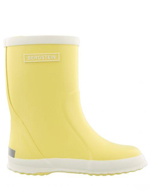 Bergstein---Rainboots-for-kids---Lemon