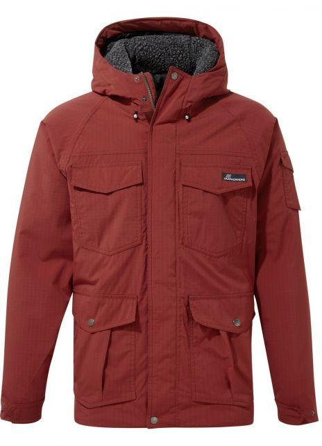 Craghoppers---Waterproof-jacket-for-men---Kody---Auburn