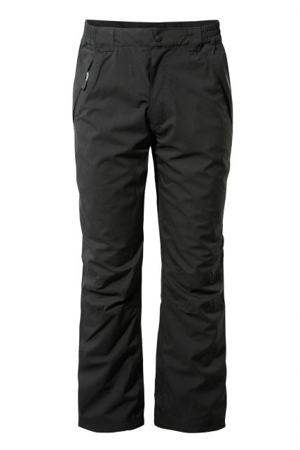 Craghoppers---Waterproof-hiking-trousers-for-men---Steall---Black