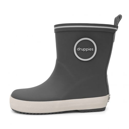 Druppies---Rainboots---Gray