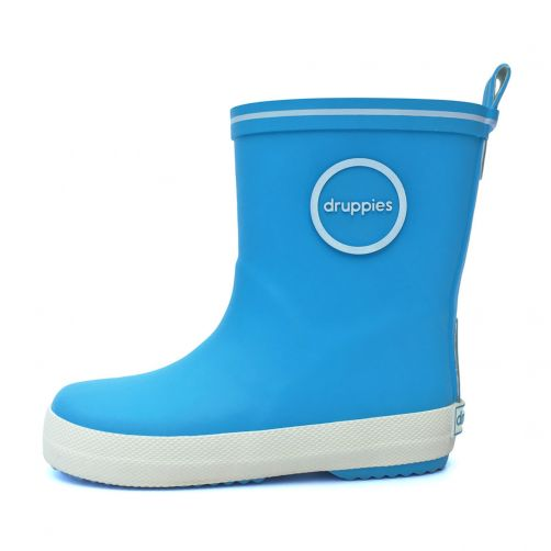 Druppies---Rainboots---Blue