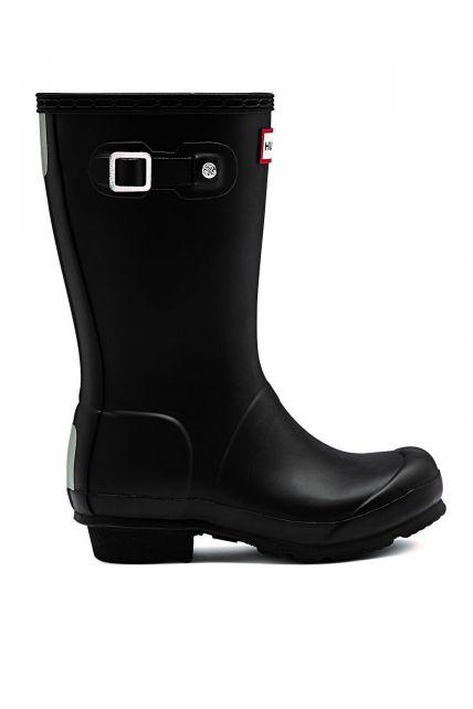 Hunter---Rainboots-for-children---Original-Kids-Wellington---Black
