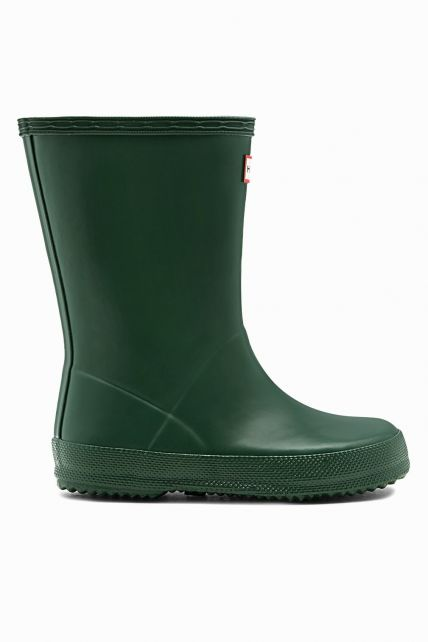 Hunter---Rainboots-for-children---Kids-First-Classic---Hunter-Green