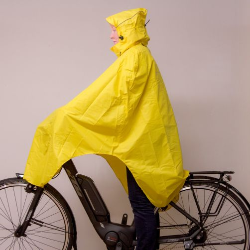 Lowland-Outdoor---Bicycle-poncho-for-adults---Yellow
