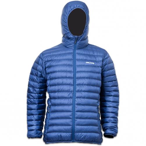 Lowland-Outdoor---Duck-down-filled-winter-jacket-for-men---Optimum---Hoody---Cobalt