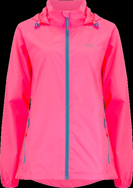 Mac-in-a-Sac---Rain-jacket-for-adults---Origin-II---Neon-Pink