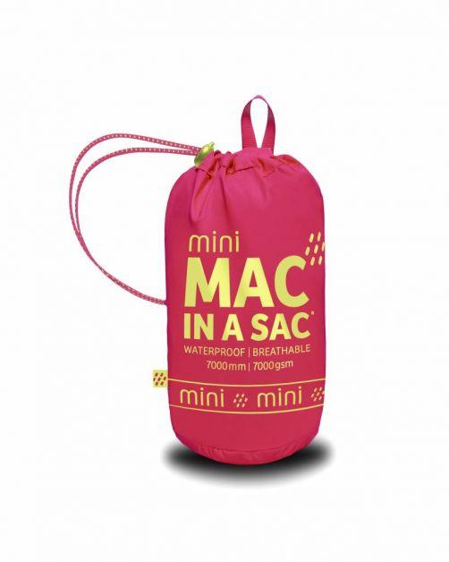 Mac-in-a-Sac---Rain-jacket-for-kids---Junior---Neon-Pink
