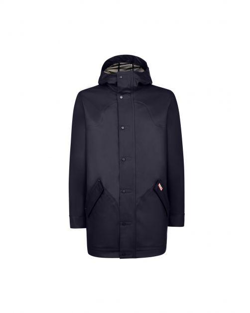 Hunter---Lightweight-rubberised-Hunting-Coat-for-men---Navy