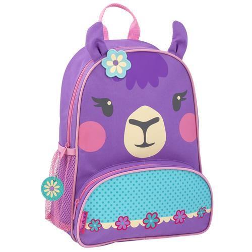 Stephen-Joseph---Backpack-for-kids---Lama
