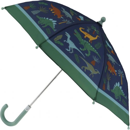 Stephen-Joseph---Umbrella-for-boys---Dino---Dark-blue/Green