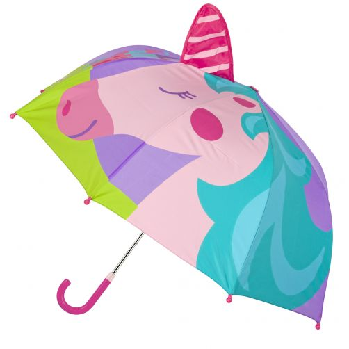 Stephen-Joseph---Pop-up-umbrella-for-girls---Unicorn---Multi