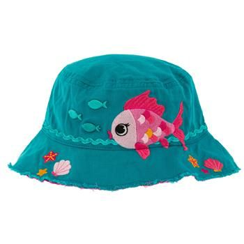 Stephen-Joseph---Bucket-hat-for-kids---Fish