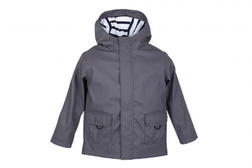 Igor---Rain-jacket-for-children---Euri---Grey