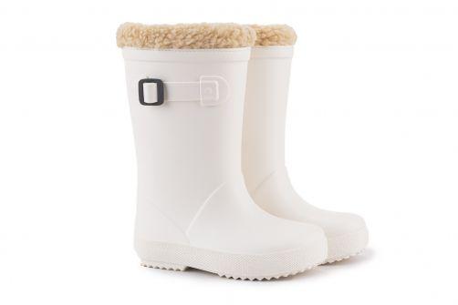 Igor---Rainboots-for-children---Splash-Euri-Borreguito---White