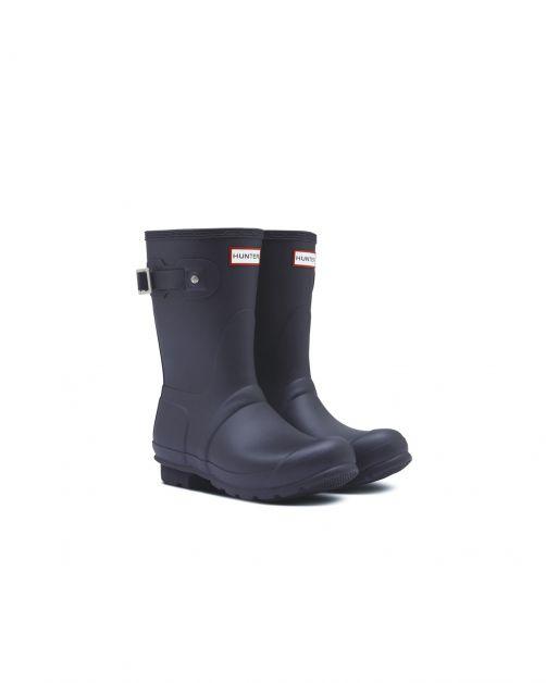Hunter---Winterboots-for-women---Original-Insulated-Wellington---Black