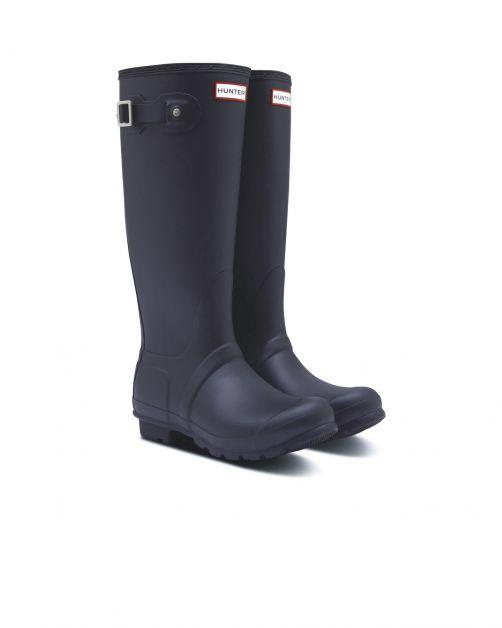 Hunter---Winterboots-for-women---Original-Insulated-Tall---Black