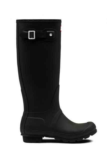 Hunter---Rainboots-for-women---Original-Tall---Black