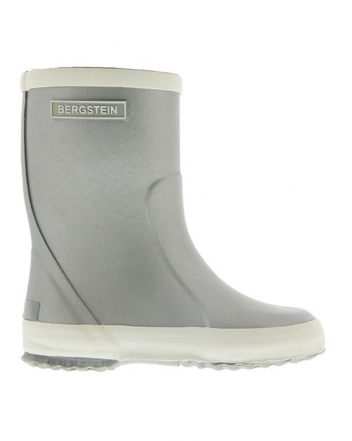 Bergstein---Rainboots-Glamour-for-kids---Silver