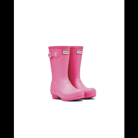 Hunter---Rainboots-for-children---Original-Kids-Wellington---Fuchsia